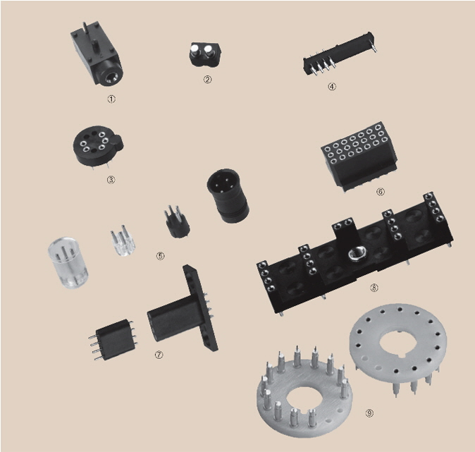 Automation-Industrial-Equipment-Pin-Connectors